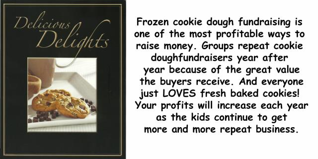 houston cookie dough fundraiser